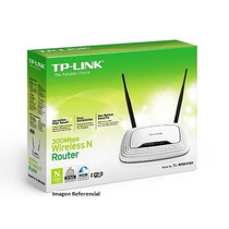 Router Inalámbrico Tp-link Tl-wr841nd N 300mbps Wifi
