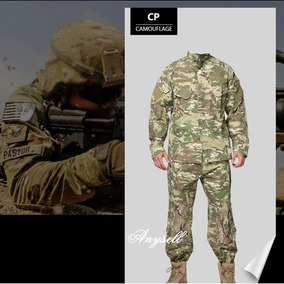 Conjunto Tactico Militar Campera Y Pantalon Travesia Caza