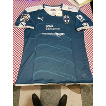 Jersey Playera Monterrey 2016-2017