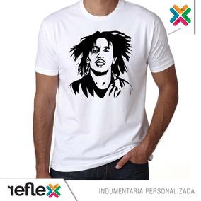 Remera Bob Marley 100% Algodón Calidad Premium 2