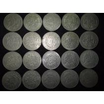 Lote De 20 Monedas De 50 Pesos Templo Mayor, Coyolxauhqui