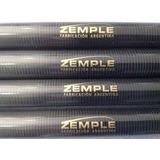 Caña Zemple 400 3k 4 Mts 2 Tramos 100% Grafito Rotativo