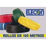 Cable 12 Electricidad Elecon Cabel 100% Cobre 7 Pelos