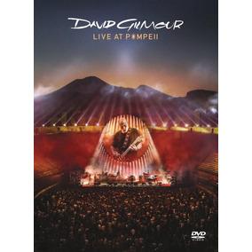 Gilmour David Live At Pompeii Dvd X 2 Nuevo