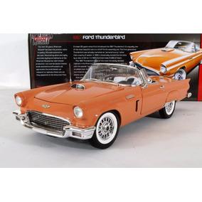 Ford Thunderbird 1957 Autoworld Escala 1:18