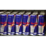 Energetico Red Bull Energy Drink Pack Com 12 Latas 250 Ml