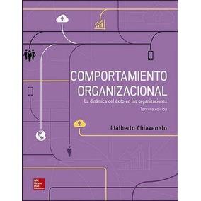 Comportamiento Organizacional 3ed.