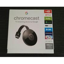 Chromecast 2 Convierte Tu Tv En Smart Tv
