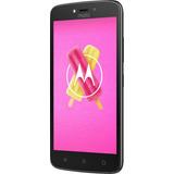 Celular Libre Moto C Plus Black Xt1725 4g Envío Gratis