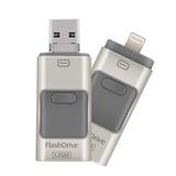 Memoria Portátil Usb Flash Drive U Disco 3 En 1 Para Android