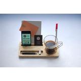 Organizador De Escritorio Moderno Portacelular Minidesk