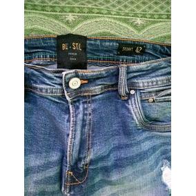 2879f07bdd6d1 Calça Blue Steel Masculina - Calças no Mercado Livre Brasil