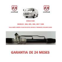 Caja Direccion Hidraulica Cremallera Dodge H100 2004