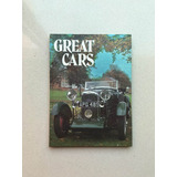 Libro Carros Antiguos Great Cars