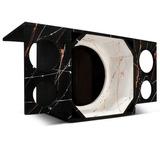 Caixa Euclides P/ Falante 15 400w A 1000w Corneta + Tweeter