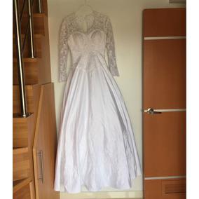 Vendo Vestido De Novia Nuevo Talla 8