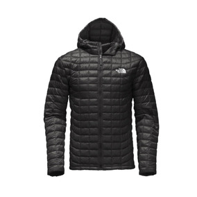 The North Face Thermoball Hoodie Capucha Negra Original Usa