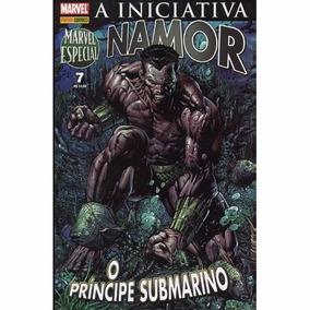 Namor O Príncipe Submarino - Marvel Especial 07