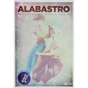 Dvd Alabastro - Profetas Da Dança Vol. 6