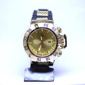 e9df671cbaa Ver mais Invicta Pro Diver 0072 Masculino (Cód  6086224) · Relógio  Masculino Dourado Com Preto - Sub Aqua