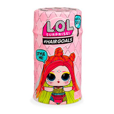 Lol Surprise Hair Goals Con Pelo Serie 5 Original