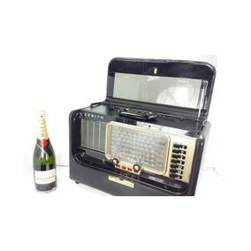 Radio Antiguo, Zenith, Transcontinental, Colección Vintage