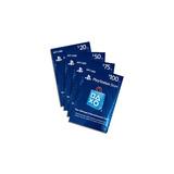 Tarjetas Playstation Usa Códigos Recargar Saldo Y Ps4 Online