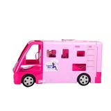 Toybox - Barbie Móvil Casa Camper