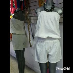 Short , Pezcador , Vestido Y Braga Straple Tela Indu