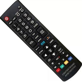 Control Remoto Lcd 456 Para Smart Tv Lg Led 3d Lcd