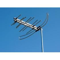 Antena Max G21 4em1 Hdtv Digital E Analógico