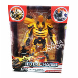 Juguetes Transformer Optimus Prime Bumblebee Oferta 24cm