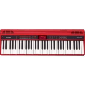 Teclado Roland Go Keys Go61k Na Loja Cheiro De Musica