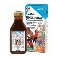 Kindervital Suplemento Alimenticio Para Niños Adolescentes