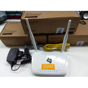 10 Modens Roteador 300 Mbps Wifi Oi Velox 2 Antenas 5 Dbi