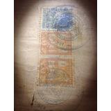 Timbres Postal Legítimo De 1935