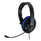 Headset Turtle Beach Wired Ear Force P4c Ps4