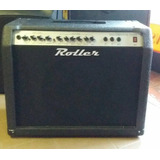 Amplificador Para Guitarra Roller Rg 60 Watts Mira El Video