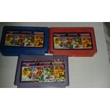 Cassette 4 En 1 De Super Mario Bros Para Nintendo Asiatico