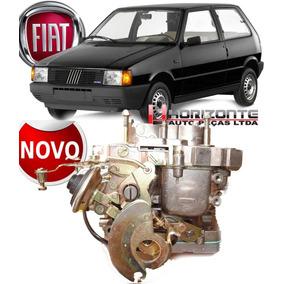 Carburador Uno Fiorino Prêmio Elba 1.3 1.5 Alcool Duplo Rold