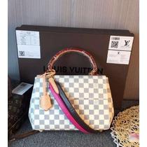Bolsa Louis Vuitton Croisette Em Couro Original Frete Gratis