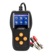 Tester Arranque Probador De Baterias 12v Automotriz Konnwei