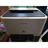 Impresora Laser Color Clp-310 No Imprime