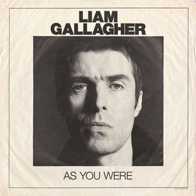 Cd Liam Gallagher As You Were ( E U ) Eshop Big Bang Rock