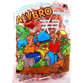 Alvbro Pollito Asado (little Chicken Lollipop Caliente)