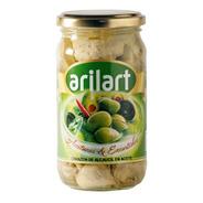 Corazones De Alcaucil Al Natural X 200 Gr Premium - Arilart