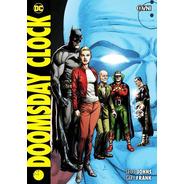 Doomsday Clock Edicion Absoluta - Geoff Johns Comic Nuevo