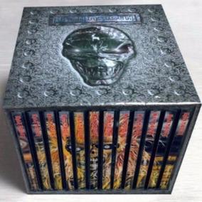 Box Iron Maiden - Box Discografia - 12 Albúns/15 Cds Novo