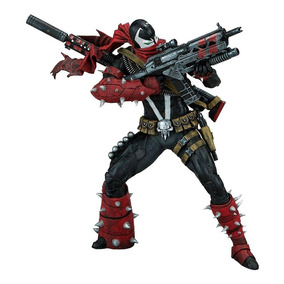 Spawn Commando Spawn Color Tops Mcfarlane Toys
