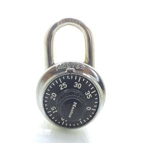 Cadeado Master Lock Com Segredo Tipo Cofre Combinação